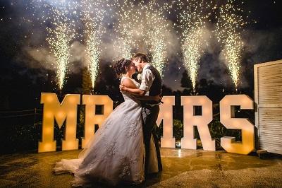 Ефекти за първи сватбен танц